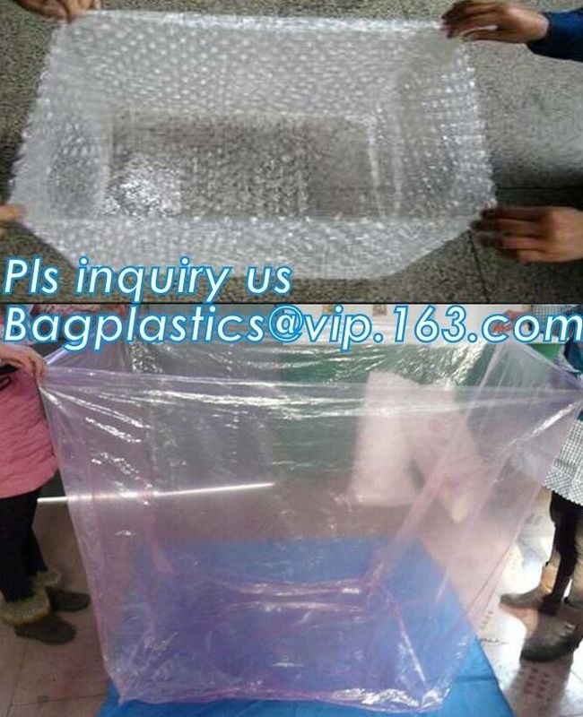 HDPE Pallet Cover Sheet, LDPE bag Large square bottom bag on roll pallet cover bag rubbish bag Garbage bag HDPE bag, pac